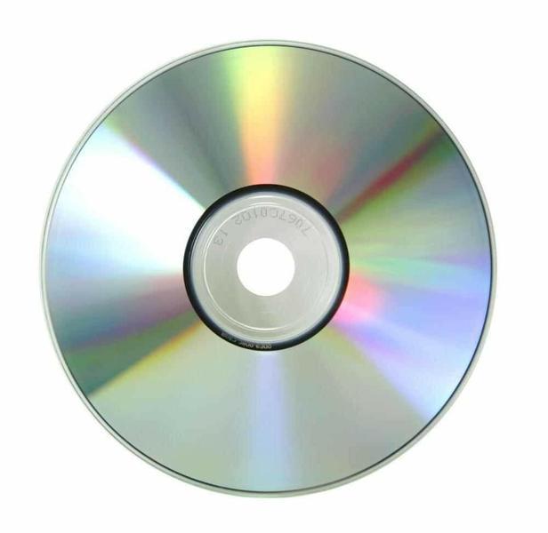 Black CD Disks