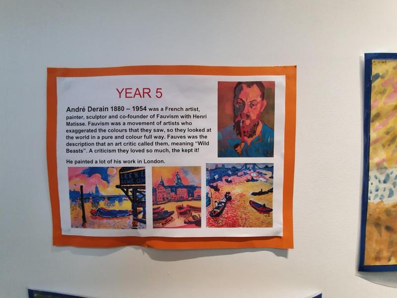 Year 5 - Andre Derain