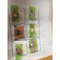 Well done on sequencing the story Scarlett, great work
