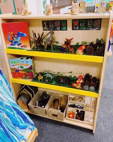 Loose parts to extend our children's play