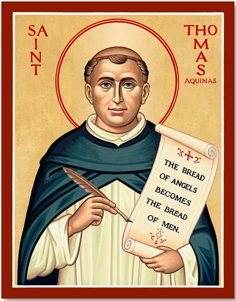 St Thomas Aquinas - I'm a problem solver