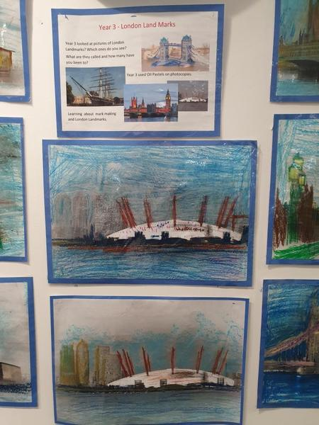 Year 3 - London Landmarks