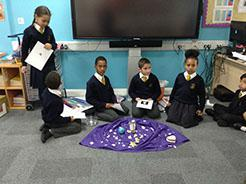 Collective Worship in KS2