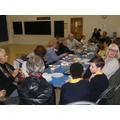 Tea parties for our parishioners