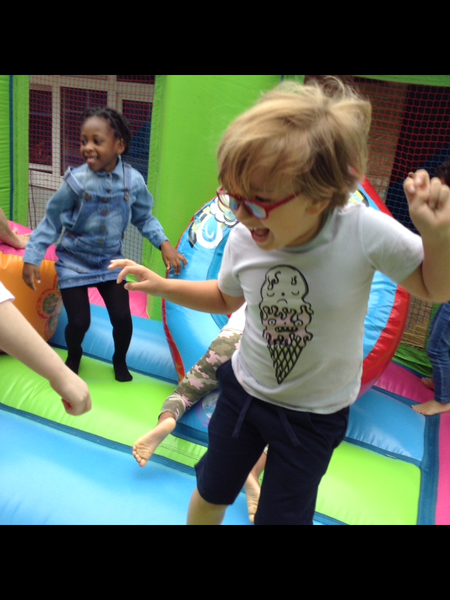 Bouncing into Summer!