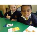 We use colourful semantics/rainbow sentences to help us form our sentences