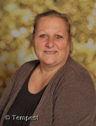 Mrs Tina Hill - Early Years Practitioner and Meal Time Assistant