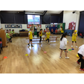 Year 2 LOVED their dodgeball tournament!