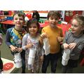 Florence Nightingale inspired lanterns!