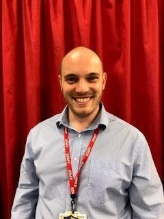 Mr Jonathan Mears - Assistant Headteacher, Maths Lead & Year 6 Teacher