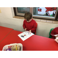 Year 2 Loved making their snowman decoration!