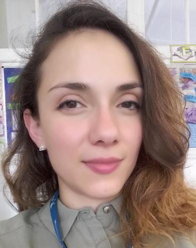 Miss Kalliora - Year 5 Teacher