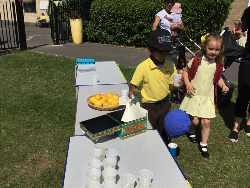 They researched how to make lemonade.