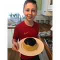 Charlie's cooking skills