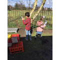 Applying skills and knowledge to outdoor activities