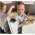 Reception Food Action Week