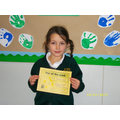 Star of the week 13.01.17