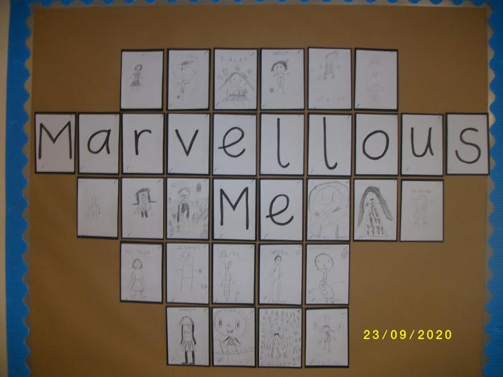 Marvellous me!