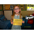 Star of the week 07.10.16