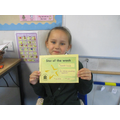 Star of the week 21.09.18