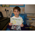 Star of the week 12.01.18