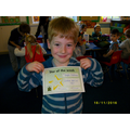 Star of the week 17.11.16