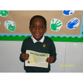 Star of the week 06.01.17