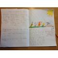 Darcey-Bella's literacy work.