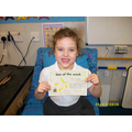 Star of the week 26.01.18