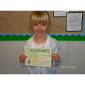 Star of the week 20.01.17