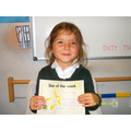 Our first star of the week! 07.09.18