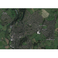 Belper, from Google Earth