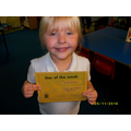 Star of the week 25.11.16
