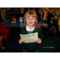 Star of the week 11.11.16