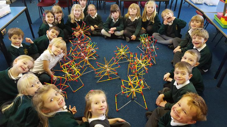 Challenge us at home to create London landmarks!