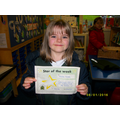 Star of the week 08.01.16