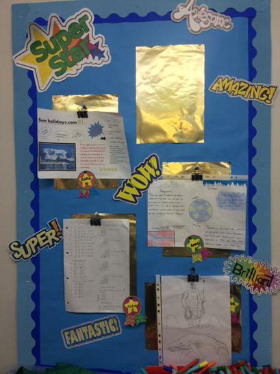 Our Homework Super Stars