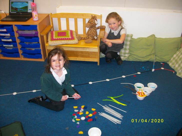 Construction with k-nex