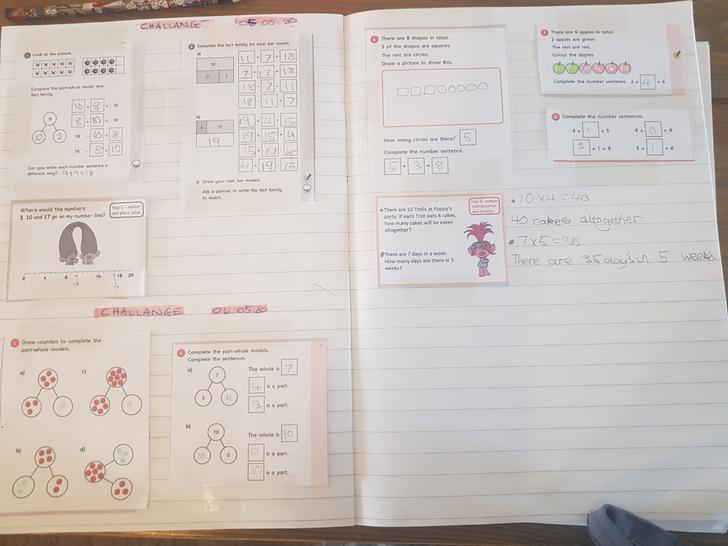 Maths, Maths, Maths!