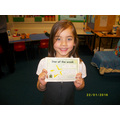 Star of the week 22.01.16