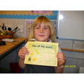 Star of the week 28.09.18