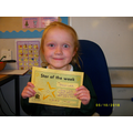 Star of week 05.10.18