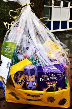 Easter Raffle 2017 - 1st Prize