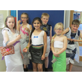Creating our own clothes!