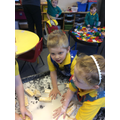 Making constructions with gloop