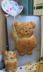 Pudsey and Baby Pudsey