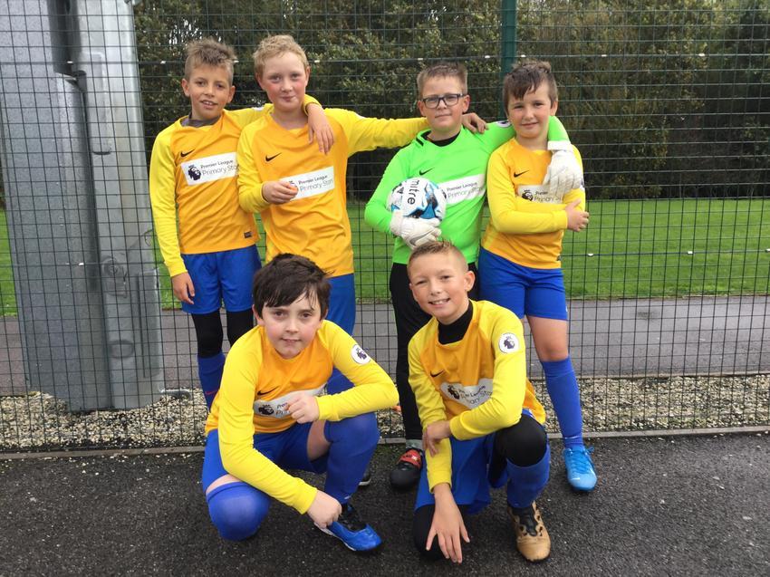 Football tournament - boys' team