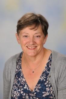 Mrs Vivien Sloan Nominated Safeguarding Governor
