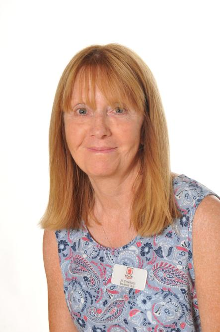 Jill Crowhurst - Midday Supervisor