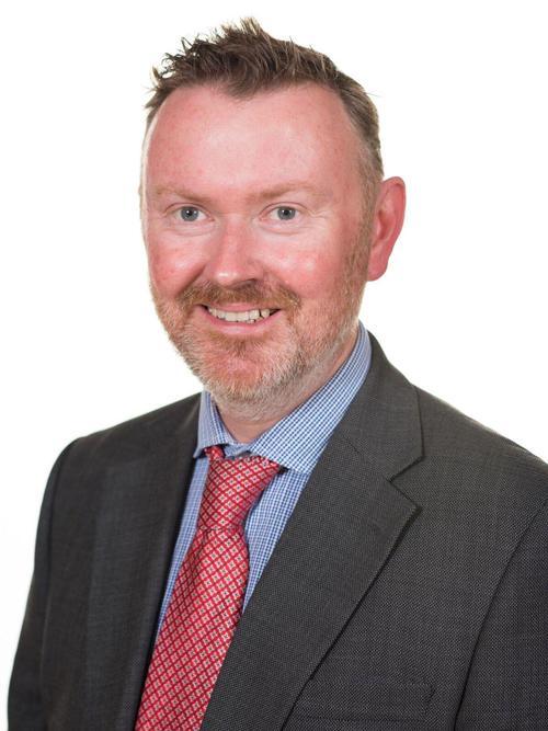 Mr Dan Turvey – Head Teacher Governor